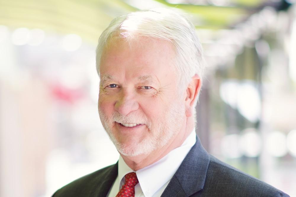 Pat Cain Portrait